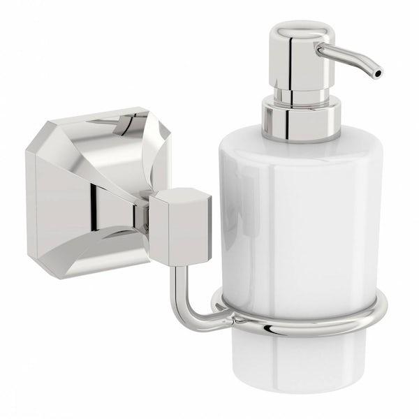 Camberley Ceramic Soap Pump Dispenser