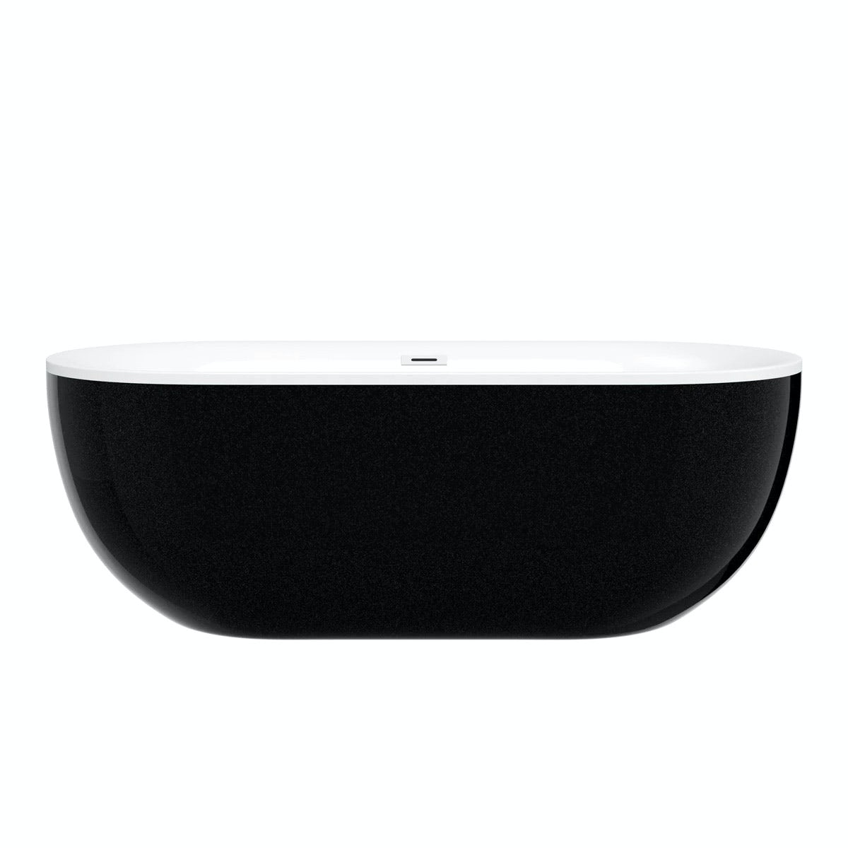 Mode Ellis galaxy coloured freestanding bath