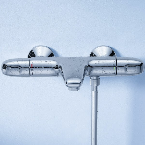 Grohe Grohtherm 1000 thermostatic bath shower mixer tap