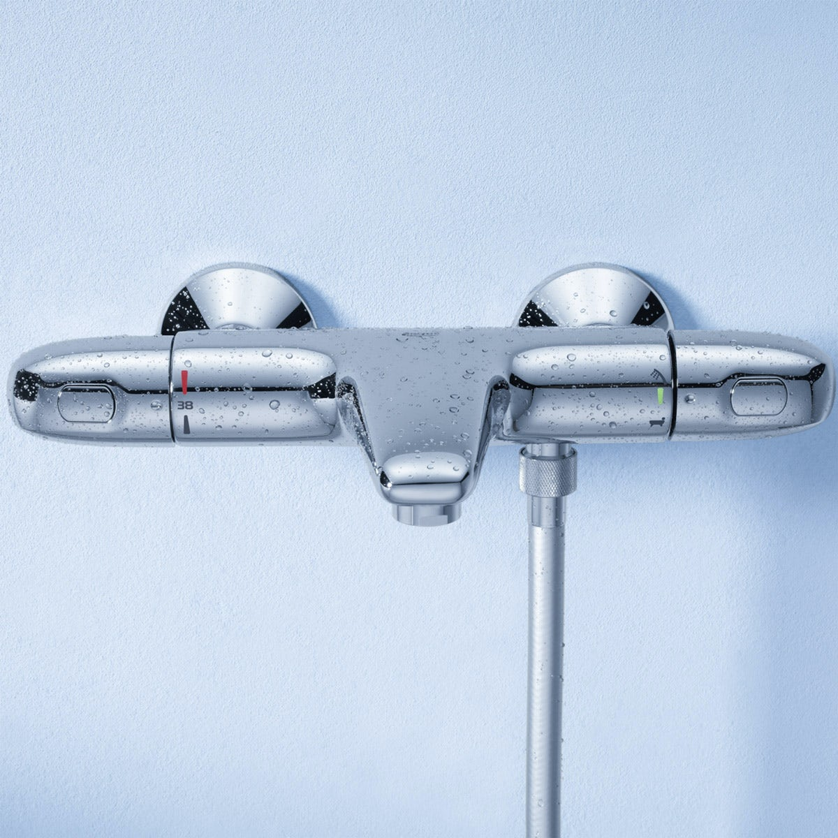 grohe 1000 thermostatic bath shower mixer. grohe grohtherm 1000 thermostatic bath shower mixer tap victoria plumb