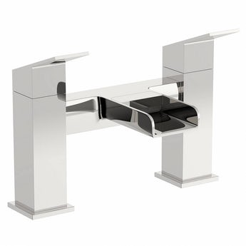 Orchard Escala waterfall bath mixer tap