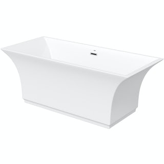 Mode Austin freestanding bath 1700 x 750