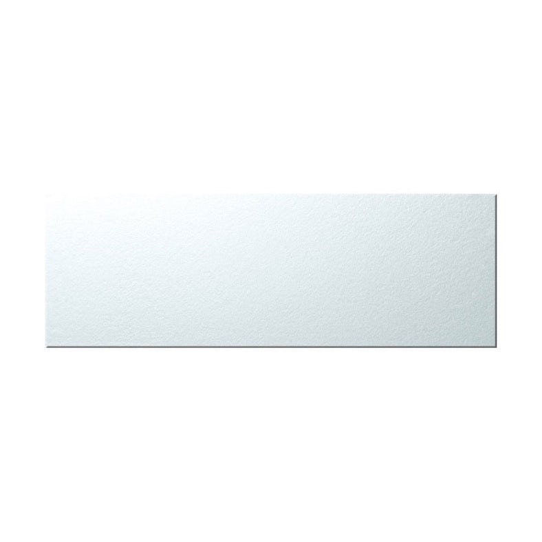 British Ceramic Tile glass dove tile 148mm x 448mm