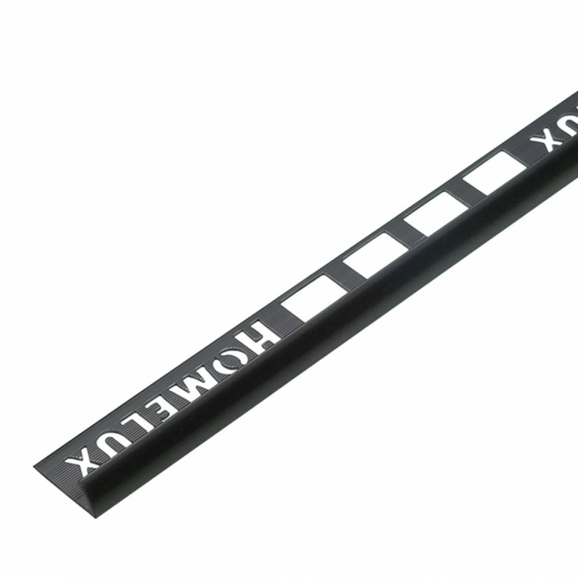 PVC Black Tile Trim