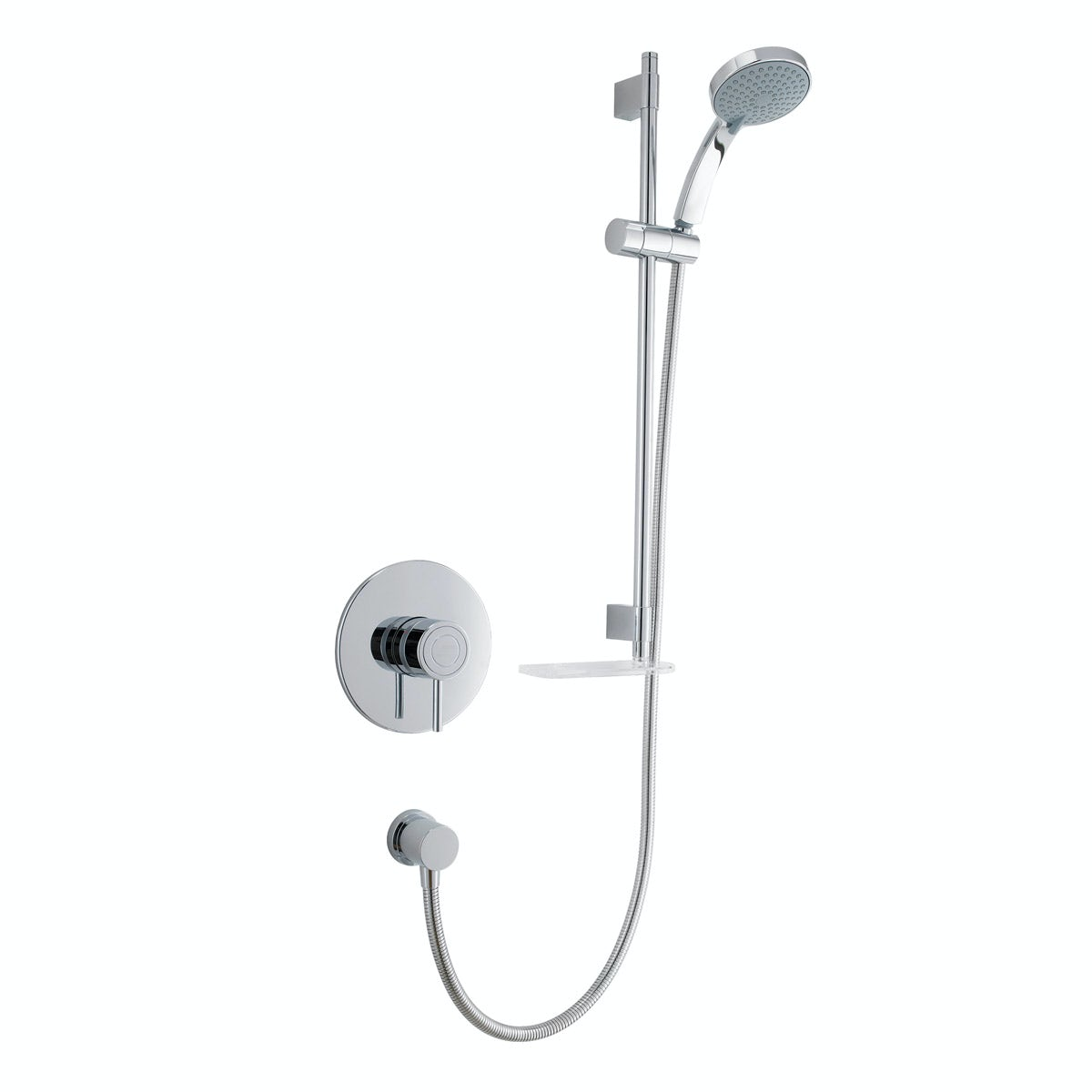 Mira Element SLT BIV thermostatic mixer shower