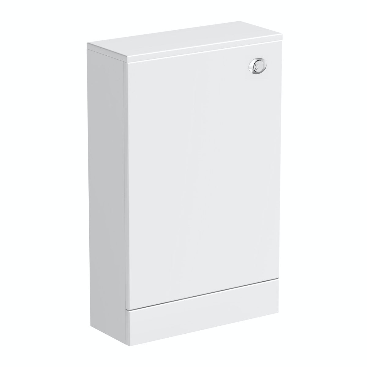 Orchard Derwent white back to wall toilet unit