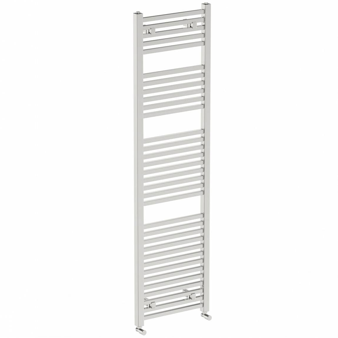 Orchard Wye heated towel rail 1800 x 490 offer pack