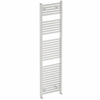 Square Heated Towel Rail 1800 x 490