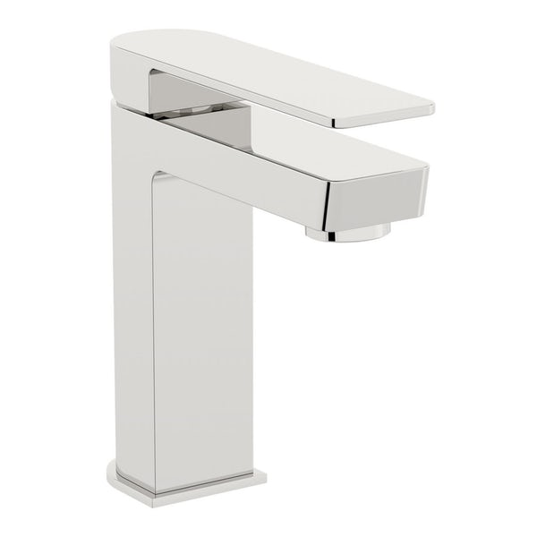 SmarTap & Mode Tate complete suite with freestanding bath with intelligent fill and shower, enclosure, taps and wastes