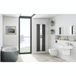 Mode Ellis storm freestanding bath suite