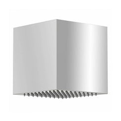 Arcus square boxed ceiling shower head 200 x 200