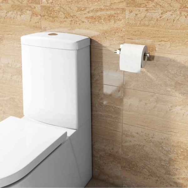 Solar Toilet Roll Holder