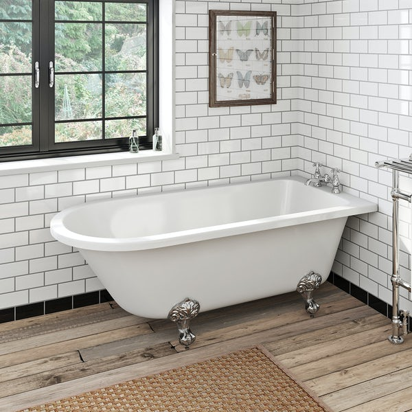 Shakespeare Freestanding Single Ended Bath