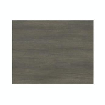 Arden walnut shower bath end panel 680mm
