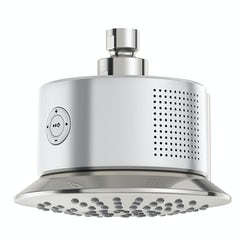 Stream bluetooth speaker shower head 200mm