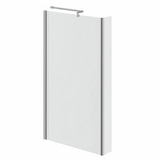 Image of Square Shower Bath Screen