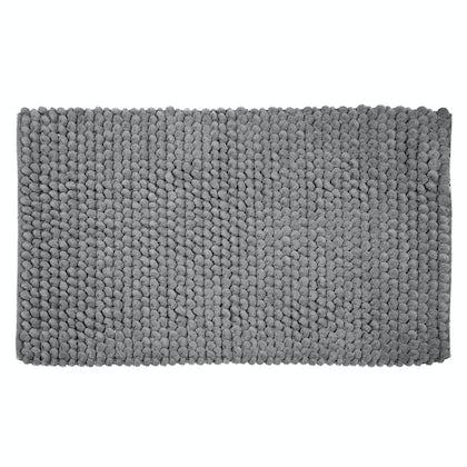 Croydex grey soft cushioned bath mat
