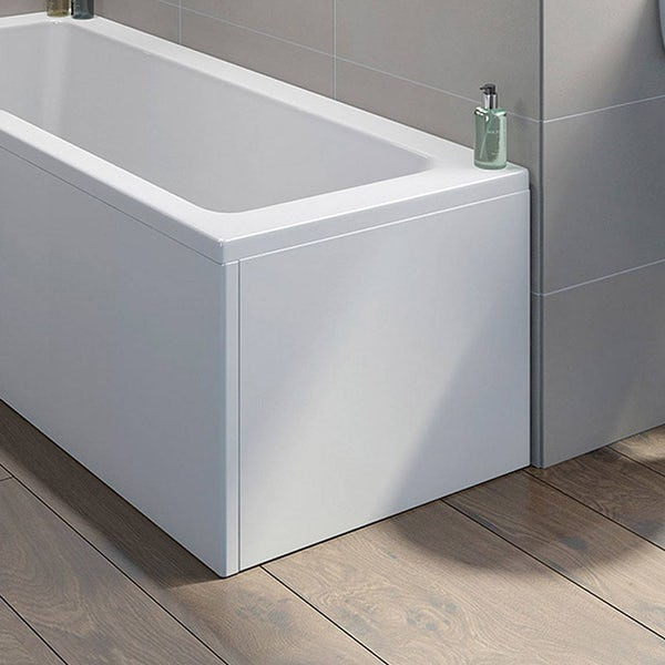 Boston 700 Shower Bath Acrylic End Panel