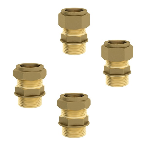 Mode Austin twin shower valve with diverter offer pack