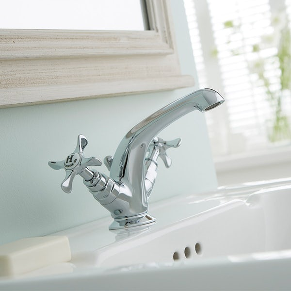 Mira Virtue basin and bath mixer tap pack