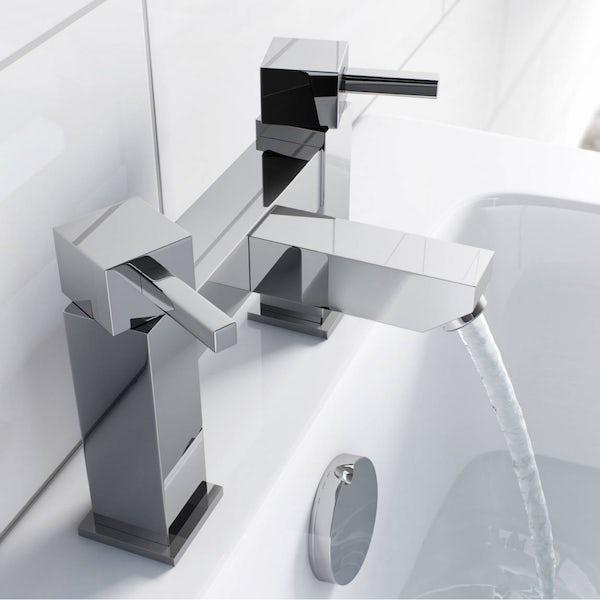 Cubik Bath Mixer