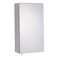 Reflex stainless steel bathroom cabinet 550 x 300