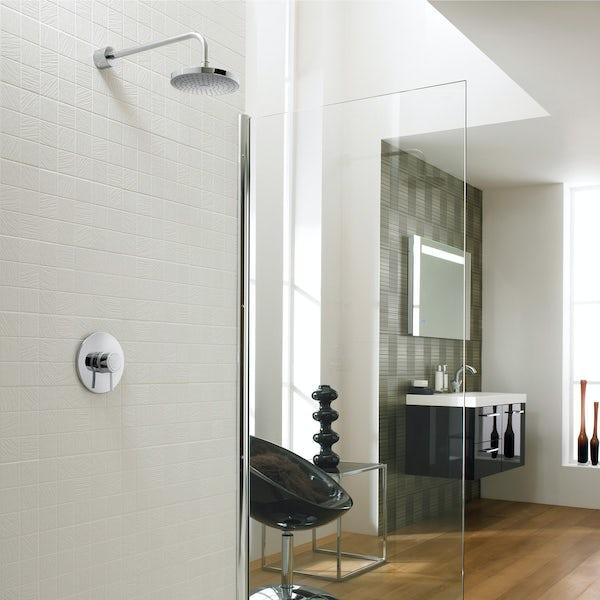 Mira Element SLT BIR thermostatic mixer shower