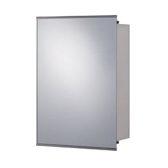 Twist stainless steel bathroom cabinet