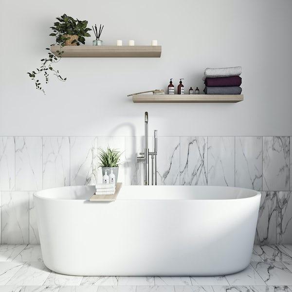 Snowdrop kitchen & bathroom paint 2.5L