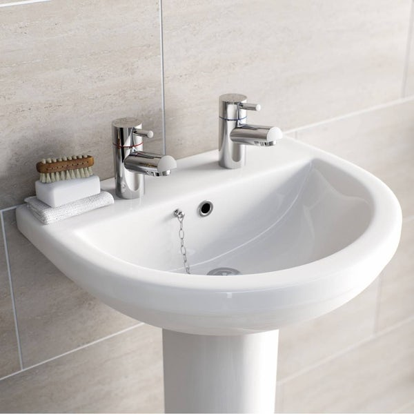 Matrix Basin Taps