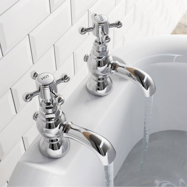 Coniston Bath Taps
