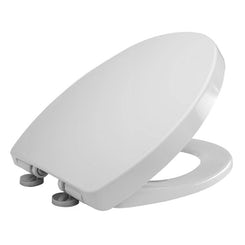 Luxury thermoset anti scratch soft close toilet seat