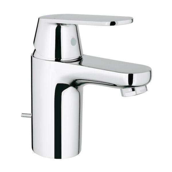 Grohe Eurosmart Cosmopolitan  basin and bath mixer tap pack