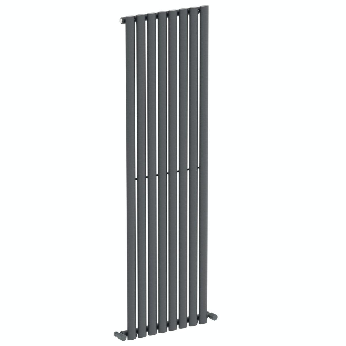 Mode Tate single vertical radiator 1600 x 480
