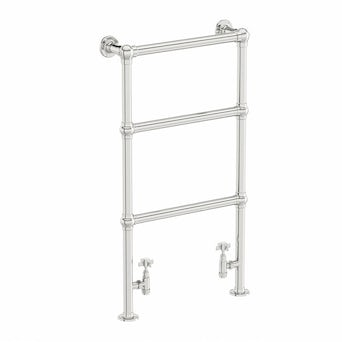 Kensington Heated Towel Rail 914 x 535