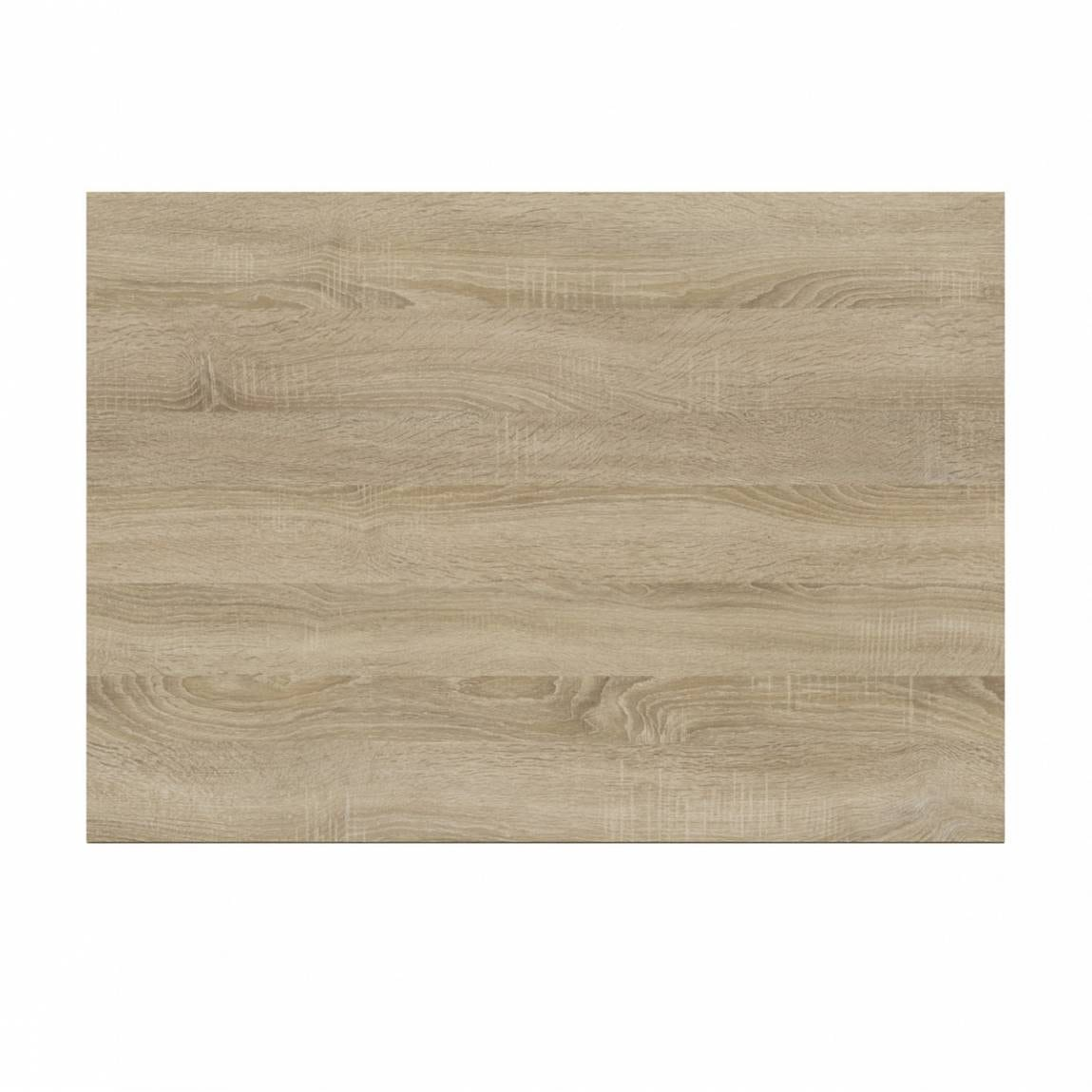 Boston Oak Shower Bath End Panel