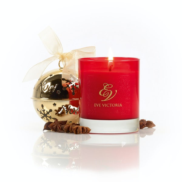 Eve Victoria Christmas eve candle and diffuser set