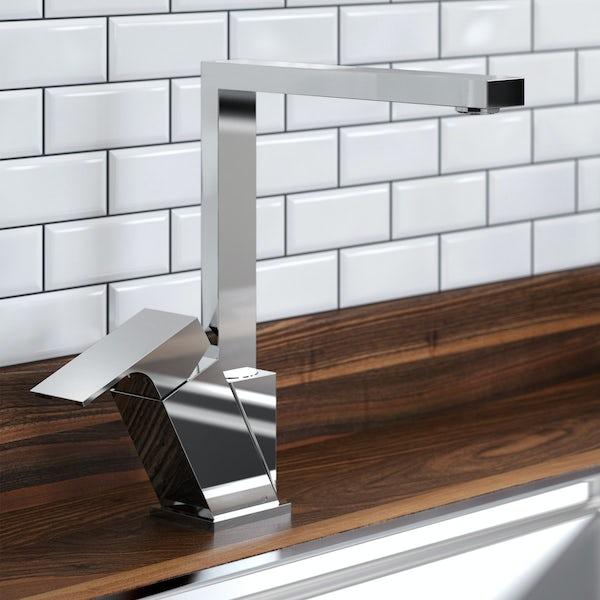 Bristan Amaretto Easyfit kitchen tap