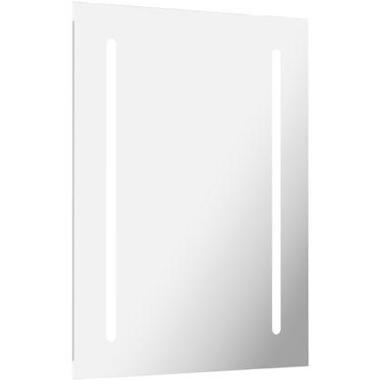 Mode Wyatt LED mirror with demister 390 x 500