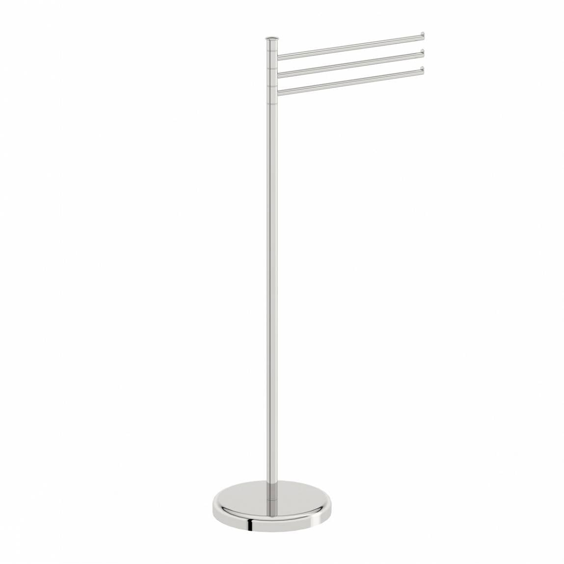 Orchard Options contemporary freestanding towel rail
