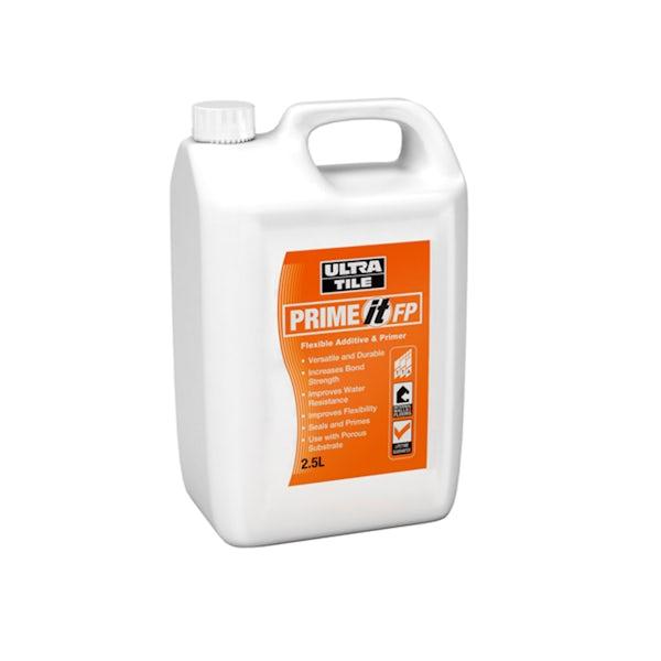 Ultratile prime it flexible additive and primer 2.5 litre