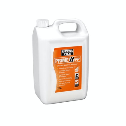 Ultratile prime it flexible additive and primer 2.5 litre