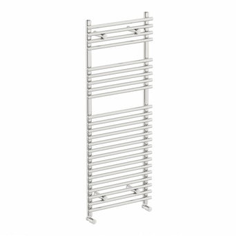 Tubular Heated Towel Rail 1150 x 450 Special Offer