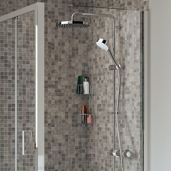 Mira Agile Sense ERD+ thermostatic mixer shower