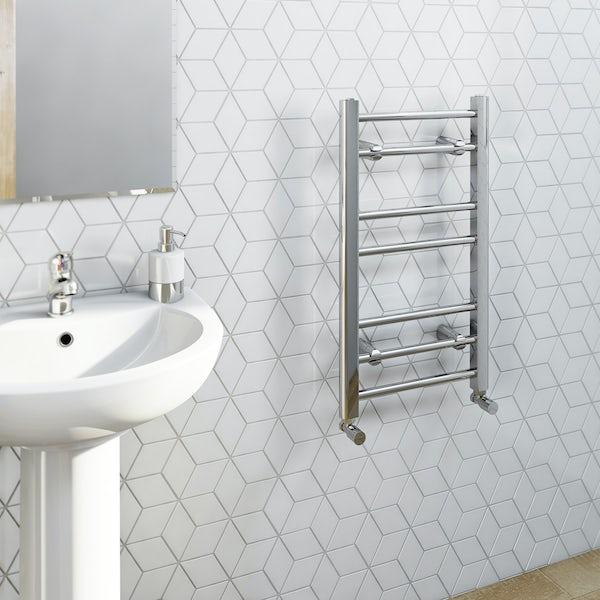 Eco Heated Towel Rail 700 X 400