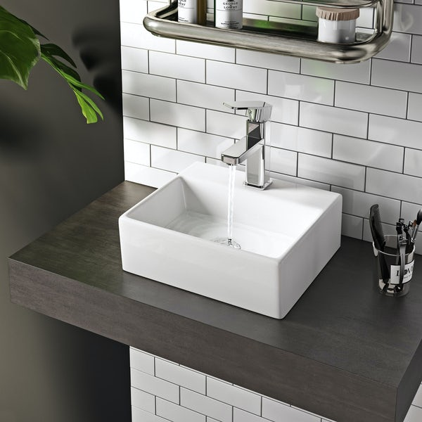 Harrop countertop basin