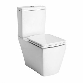 Montreal Close Coupled Toilet inc Seat