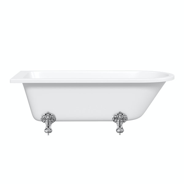 The Bath Co. Dulwich freestanding single ended bath