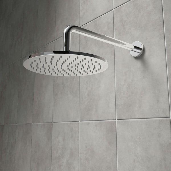 Aria round shower head 250mm