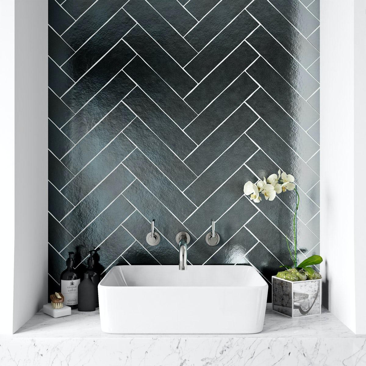 British ceramic tile stockists imagestile shops nottingham buy metallic ceramic tile images dailygadgetfo Choice Image